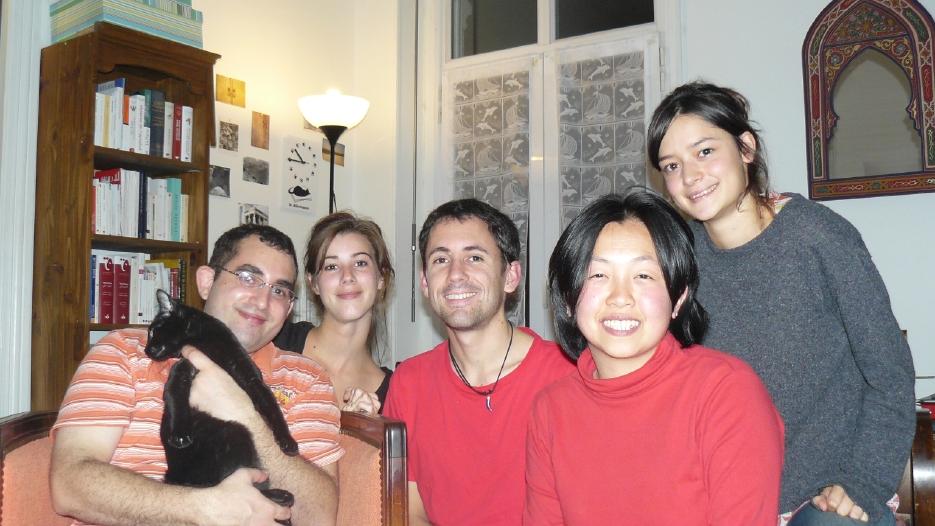 photo groupe foyer